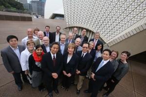 AMD Australia 2012 group